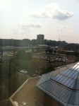 Our view from the 9th floor.  Rooms were nice.
