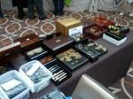 Some beautiful vintage Japanese urushi boxes.