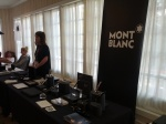 Montblanc was there.