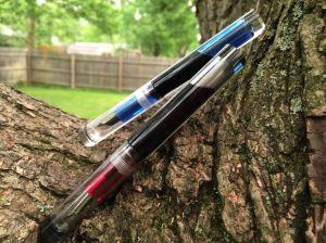 shin inked tree