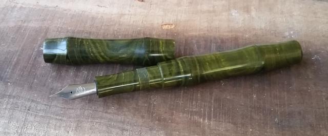 yellow swirl bamboo (3)